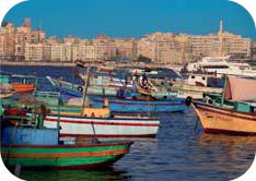 Alexandria seafront