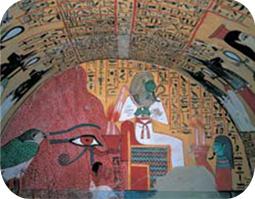 Deir el Medina Tomb, West Bank, Luxor