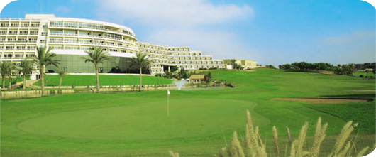 JW MARRIOTT MIRAGE CITY GOLF CLUB