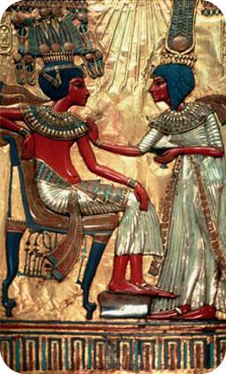 Tutankhamum's treasures