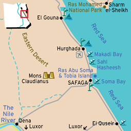 Safaga Map